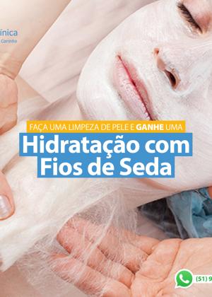 HIDRATAÇÃO COM FIOS DE SEDA 2
